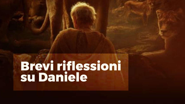 Daniele in breve. Lo voglio!